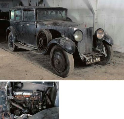 1930 ROLLS-ROYCE 20/25hp SIX L