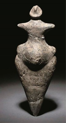 A NEOLITHIC POTTERY STEATOPYGO