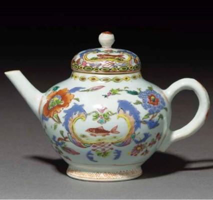 A Madame De Pompadour pattern