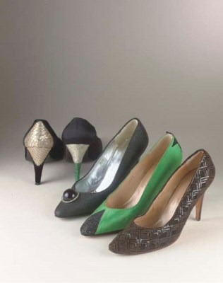 A COLLECTION OF DALCO SHOES