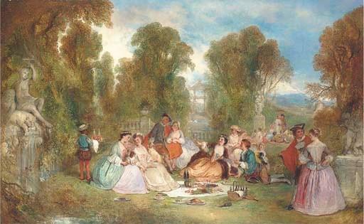 Henry Andrews (FL. 1830-1860)