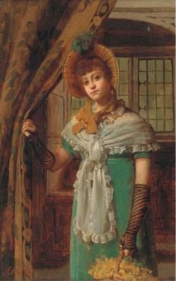 Eva Hollyer (fl.1891-1898)