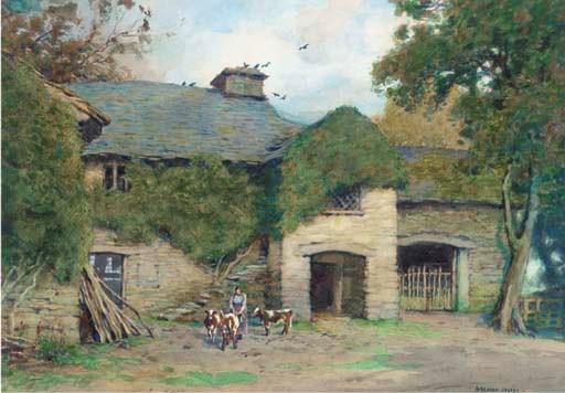 Alfred Heaton Cooper (1864-192