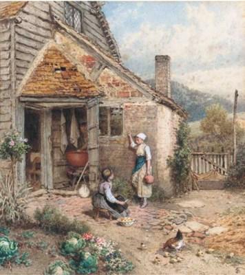 Myles Birket Foster, R.W.S. (1