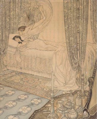 Circle of Arthur Rackham (1867