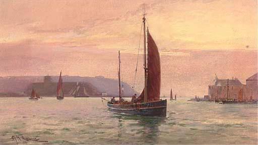 George Henry Jenkins (British,