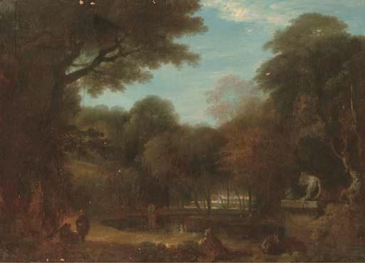 Circle of Richard Wilson, (171