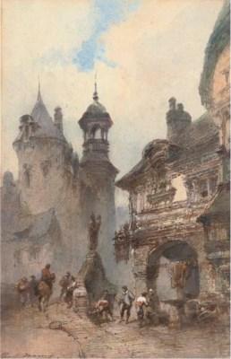 Paul Marny (1829-1914)