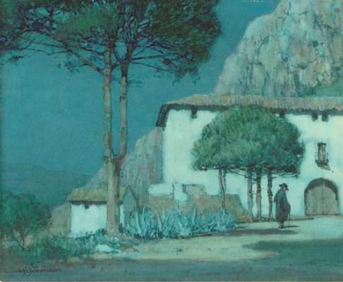 A. Moulton Foweraker (1873-194