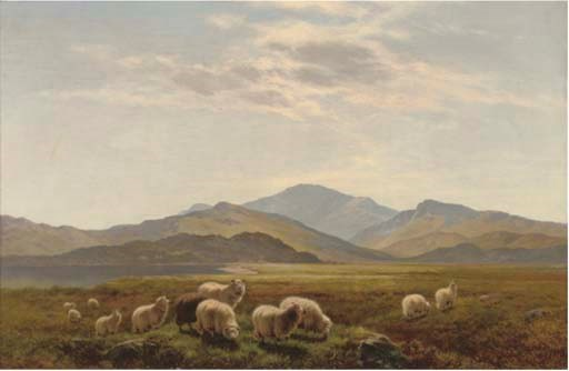 Arthur Gilbert (British, 1819-