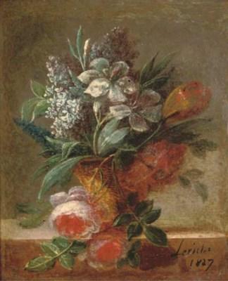 Leriche (French, circa 1827)