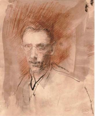 Ambrose McEvoy, A.R.A. (1878-1