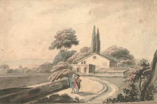 ALBUM -- a mid-19th-century 4°