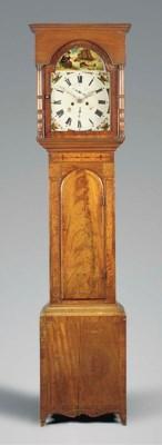 A William IV mahogany and inla