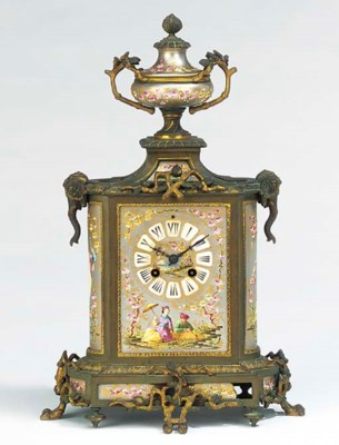 A Louis Philippe gilt and pati