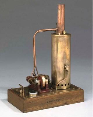 A well engineered brass model