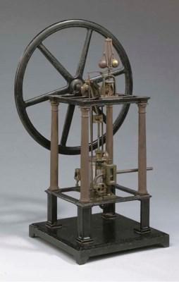 An early 19th-Century brass an