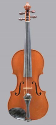 A Violin by Luigi Mozzani, Cen