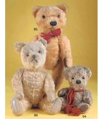A Chad Valley Toffee teddy bea