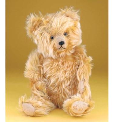 A German musical teddy bear