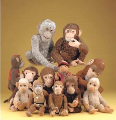 German made Monkeys