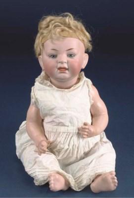 A Kestner 211 character baby