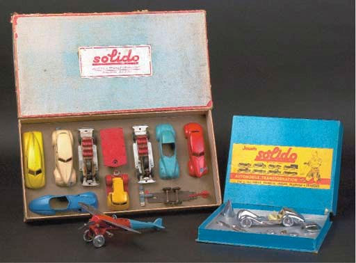 Solido Construction Sets