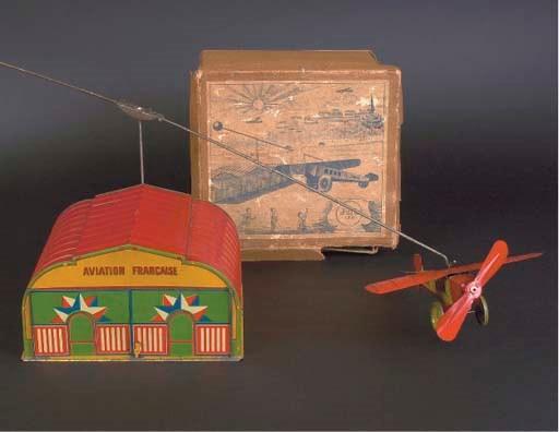 A JML clockwork 136 Aircraft a