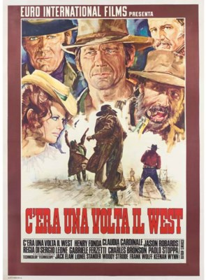 Once Upon A Time In The West/C