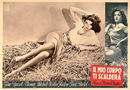 The Outlaw/Il Mio Corpo Ti Sca