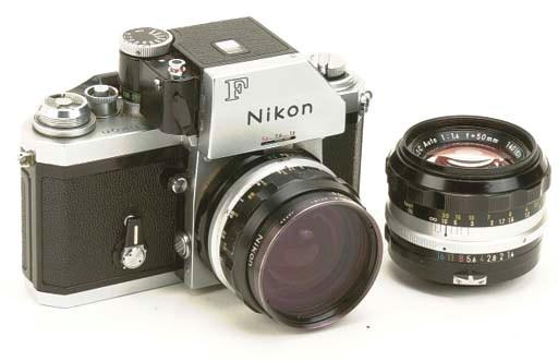Nikon F no. 7401289
