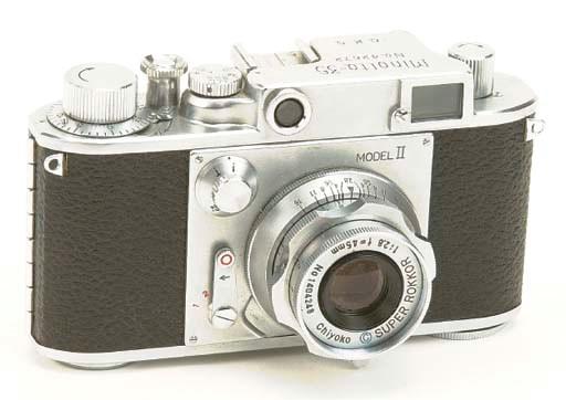 Minolta-35 model II no. 42672