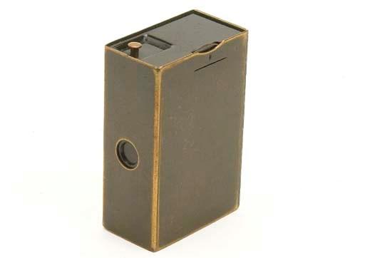 Kodak Matchbox camera