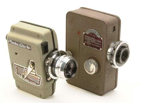 Mundus cameras