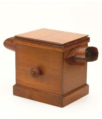 Double-sided stereoscope