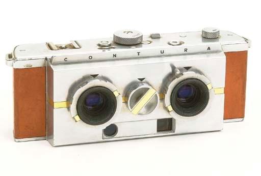Contura stereo camera no. B102