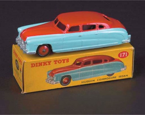 Dinky American Cars