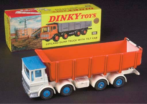 Dinky Commercials