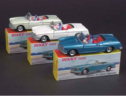 Dinky French Factory 528 Pinin