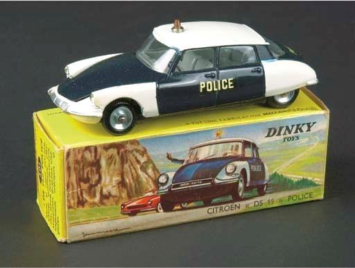 Dinky French Factory Citroën E