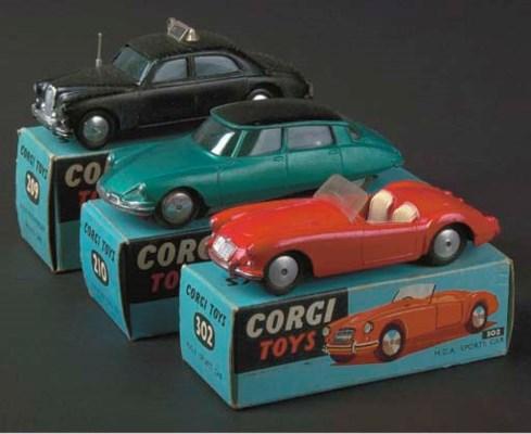 Corgi Motor Cars