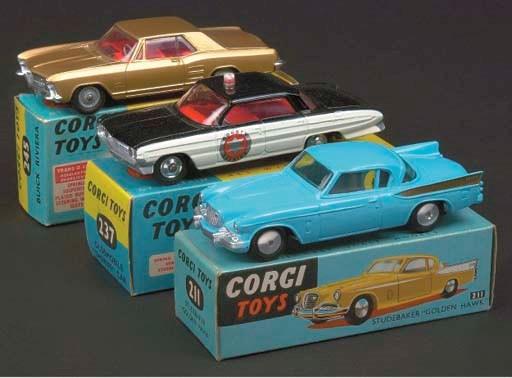 Corgi American Cars