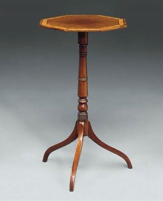 A mahogany, satinwood crossban