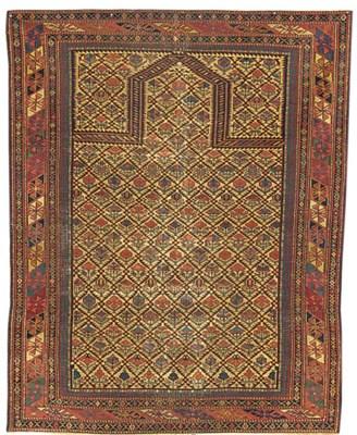 A very fine antique Dagestan p