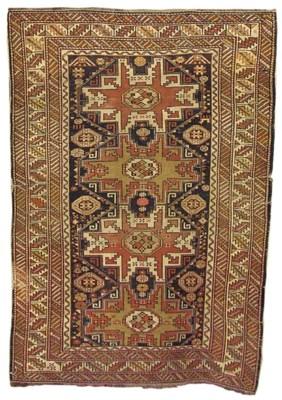 A Shirvan Lesghi rug