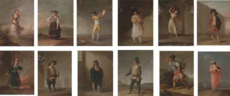 Juan Galvez (Spanish, 1774-184