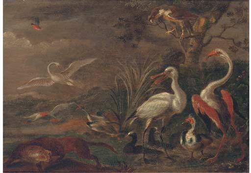 Circle of Ferdinand van Kessel