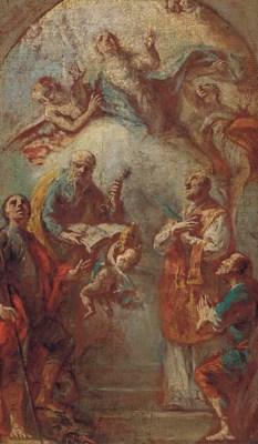 Circle of Carlo Innocenzo Carl