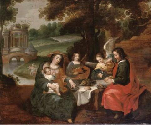 Follower of Willem van Herp
