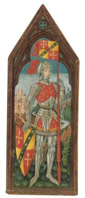 The Spanish Forger, Paris c. 1
